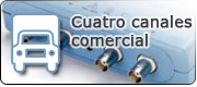 Kit comercial industrial 4 canales